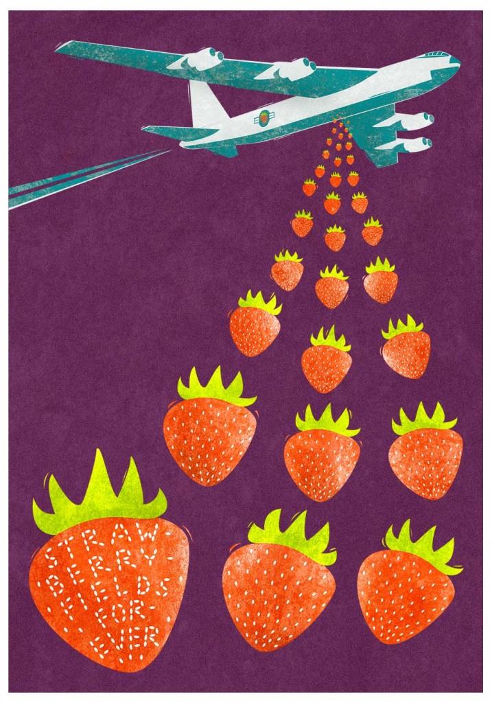 Strawberryfields forever