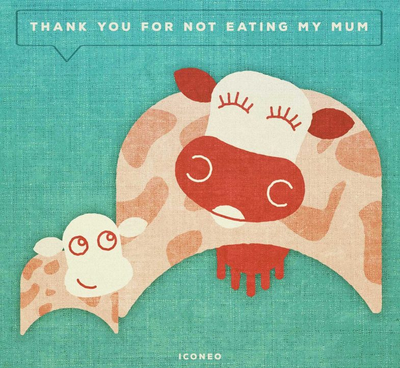 Thank you for not eating my mum.